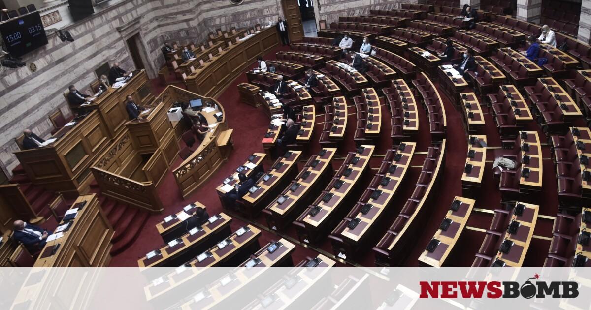 Σφοδρή αντιπαράθεση στη Βουλή για την τροπολογία του υποχρεωτικού εμβολιασμού – Newsbomb – Ειδησεις