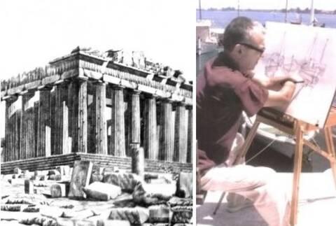 Πέθανε ο σπουδαίος ζωγράφος Σοφοκλής Χρήστου