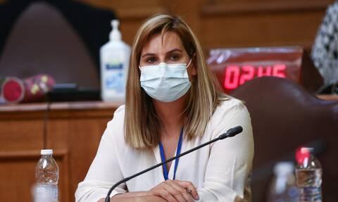 Σοφία Μπεκατώρου: Διέψευσε τα περί νέας καταγγελίας της για σεξουαλική κακοποίηση