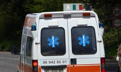 Ιταλία: Πτώση λεωφορείου σε χαράδρα στο Κάπρι- Ένας νεκρός, 19 τραυματίες