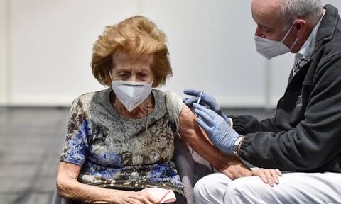 ΕΕ-Covid-19: Πλήρως εμβολιασμένο πάνω από το 50% του ενήλικου πληθυσμού της ΕE
