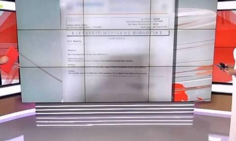 Κορονοϊός: Μοριακά τεστ «μαϊμού» των 10 ευρώ - Εξαρθρώθηκε κύκλωμα