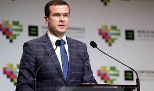 Глава WADA разочарован, что российские спортсмены на Олимпиаде носят форму в цветах флага