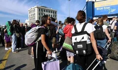 Plakiotakis: Last week 4,500 individuals were not allowed to board