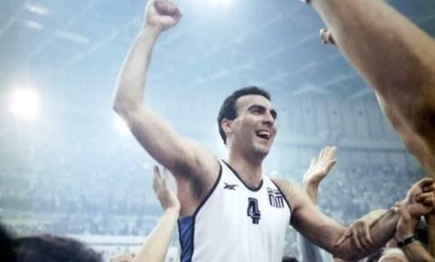 Νίκος Γκάλης: Μαζί του γεννήθηκε και το ωραιότερο ελληνικό μπάσκετ