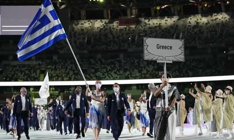 Ξεκίνησαν οι Ολυμπιακοί Αγώνες 2020: Όλα όσα έγιναν στην «σιωπηλή» τελετή έναρξης