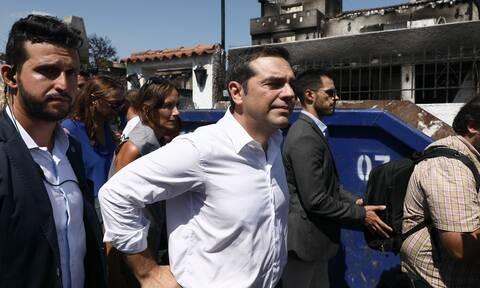 ΝΔ για Μάτι: Ορισμός θράσους η ανακοίνωση του ΣΥΡΙΖΑ - «Έπαιζαν θέατρο, ήξεραν για νεκρούς»