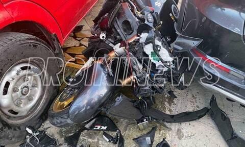 Τραγωδία στην Καβάλα: Τουλάχιστον τρεις νεκροί σε φρικτό τροχαίο – Μοτοσυκλέτα παρέσυρε πεζούς