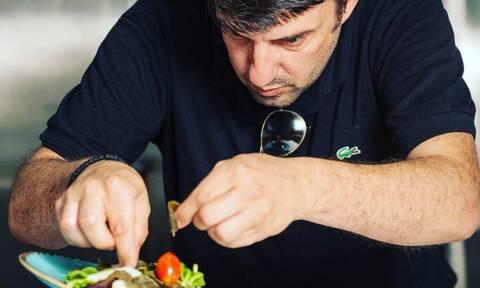 Νίκος Κουλούσιας: Η μαγειρική μπορεί να μην κάνει πολιτική,οι πολιτικοί όμως ξέρουν να «μαγειρεύουν»
