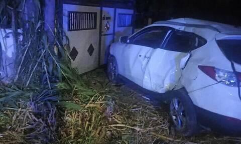 Ηράκλειο Κρήτης: Τροχαίο με τέσσερις τραυματίες - Ένας πολύ σοβαρά