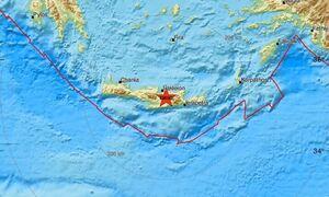 Σεισμός ΤΩΡΑ στο Ηράκλειο Κρήτης - Στο Αρκαλοχώρι το επίκεντρο (pics)