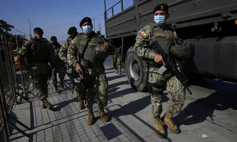 Στρατός στο Εκουαδόρ