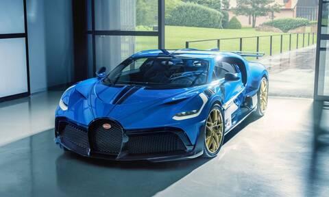 H Bugatti παρέδωσε και την τελευταία Divo
