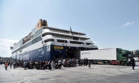 Λιμάνι Πειραιά κίνηση