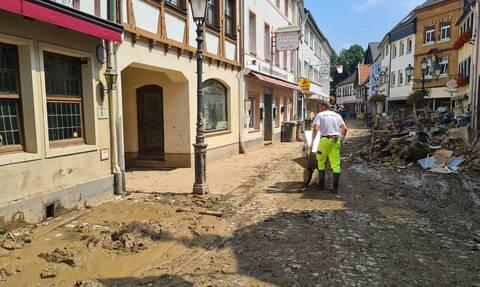 Γερμανία: Στους 180 οι νεκροί, περίπου 150 οι αγνοούμενοι από τις πλημμύρες