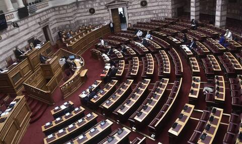 Βουλή νομοσχέδιο επικουρικής ασφάλισης