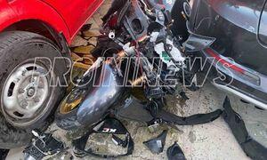 Τραγωδία στην Καβάλα: Αυτός είναι ο οδηγός της μηχανής - Θα βάφτιζε το βρέφος του σε ένα μήνα