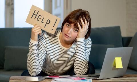 Τα ψυχοσωματικά συμπτώματα του στρες που δεν πρέπει να αγνοείτε (εικόνες)
