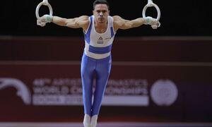 Ολυμπιακοί Αγώνες 2020: Η προσπάθεια του Λευτέρη Πετρούνια που δεν έδειξαν οι Ιάπωνες (video)