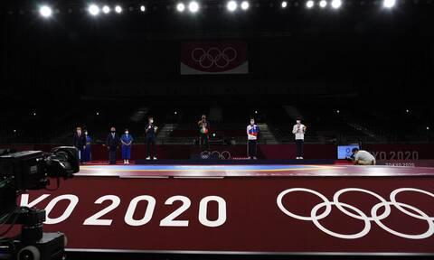 Κίνα Ολυμπιακοί Αγώνες μετάλλια