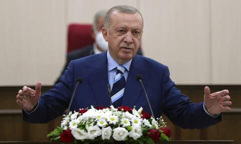 Προκλητικό βίντεο Ερντογάν: Η Αγία Σοφία «αναστήθηκε» επαναλειτουργώντας ως τζαμί