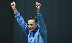 Ολυμπιακοί Αγώνες 2020: Στον τελικό των 10 μέτρων με αεροβόλο πιστόλι η Άννα Κορακάκη