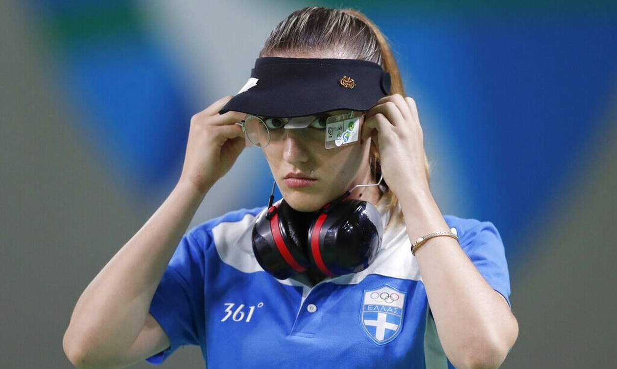 Ολυμπιακοί Αγώνες 2020: Έκτη η Αννα Κορακάκη στον τελικό των 10 μέτρων με αεροβόλο πιστόλι