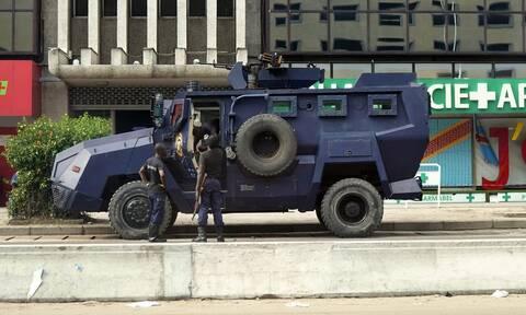 Κονγκό: Αστυνομικός σκότωσε φοιτητή επειδή δεν φορούσε μάσκα
