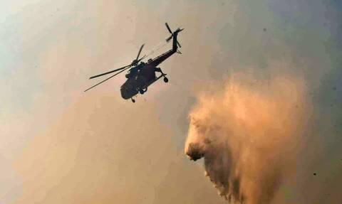 Φωτιά ΤΩΡΑ - Μήνυμα από το 112: Εκκενώνεται η Γκάτζια -Τι λέει ο δήμαχος Επιδαύρου στο newsbomb.gr