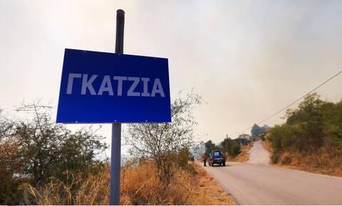 Φωτιά ΤΩΡΑ – Δήμαρχος Επιδαύρου στο Newsbomb.gr: Απομακρύναμε τους κατοίκους από την Γκαντζιά