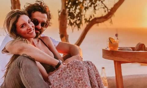 Αθηνά Οικονομάκου: Η λεπτομέρεια για την πρώτη γνωριμία με τον σύζυγό της
