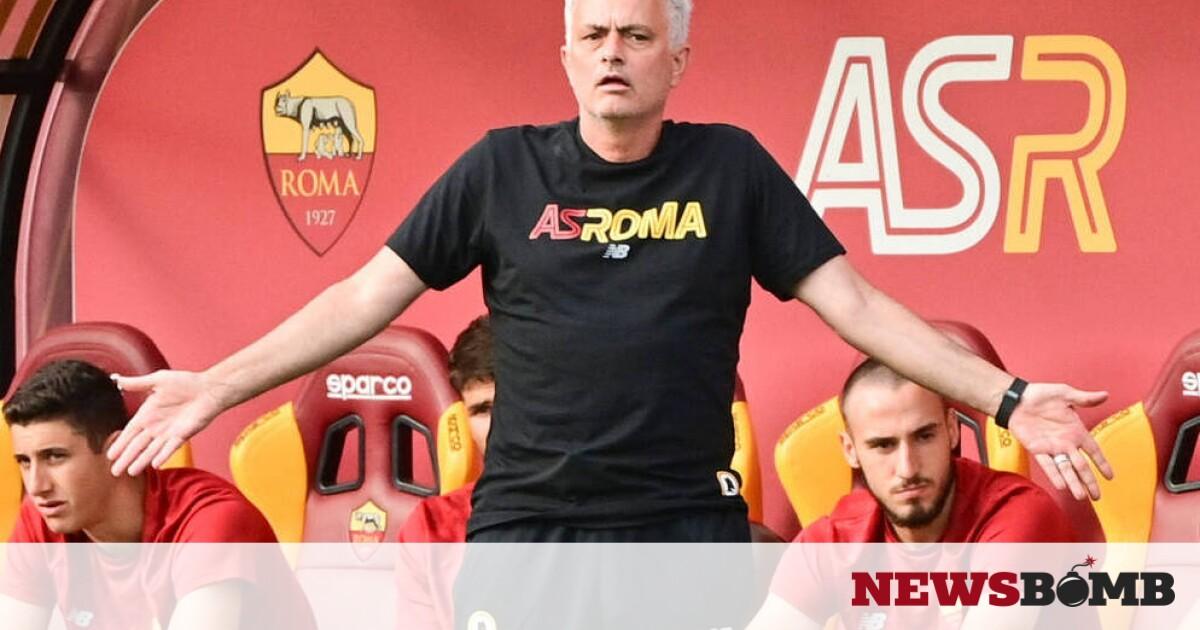 facebookskysports jose mourinho roma 5448589
