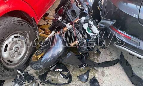 Καβάλα: «Ράγισαν» καρδιές στην κηδεία του 32χρονου οδηγού