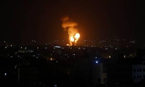 Μέση Ανατολή: Αεροπορικά πλήγματα του Ισραήλ στη Λωρίδα της Γάζας