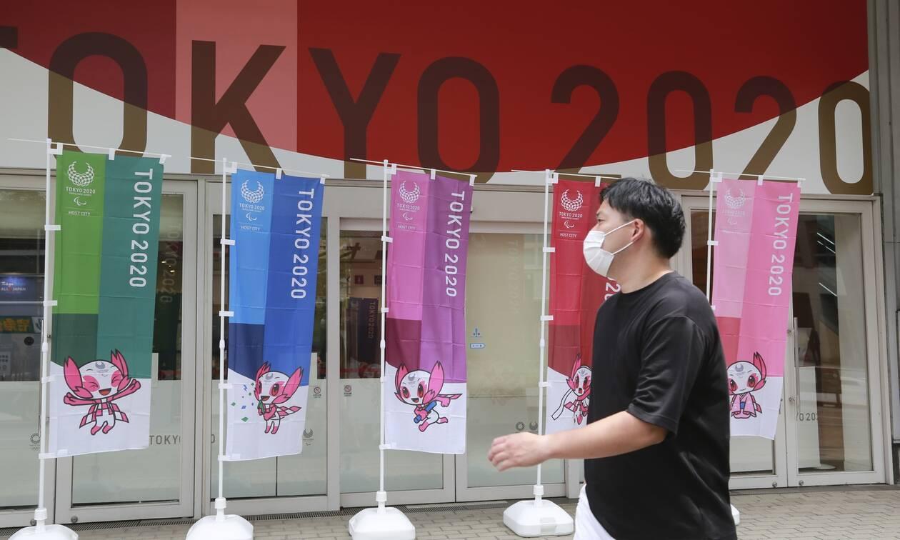 Ολυμπιακοί Αγώνες 2020: 16 νέα κρούσματα κορονοϊού- 148 στο σύνολο