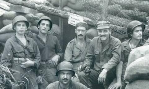 Για το θάρρος των Ελλήνων στον πόλεμο της Κορέας είχε γίνει χολιγουντιανή ταινία (pics + vid)