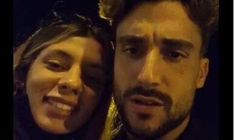 Φοβερή έκπληξη του Σάκη Κατσούλη στη Μαριαλένα στη μέση της Εθνικής Οδού (video)