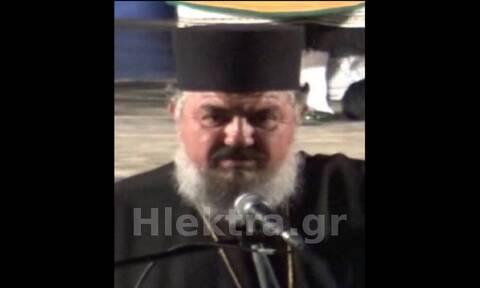 Τροχαίο δυστύχημα Κορινθία: Αυτός είναι ο ιερέας που απανθρακώθηκε μέσα στο όχημά του