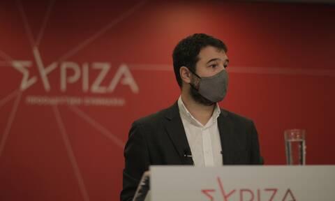 Ηλιόπουλος για κατώτατο μισθό: Προσβολή και κοροϊδία η αύξηση των 52 λεπτών την ημέρα