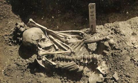 Βρέθηκε σκελετός θαμμένος από τα αρχαία χρόνια - τι τον σκότωσε;