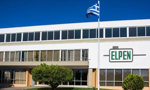 Την ELPEN επισκέφθηκε ο υφυπουργός Ανάπτυξης και Επενδύσεων Χρίστος Δήμας