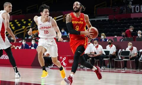 Ισπανία Ολυμπιακοί Αγώνες