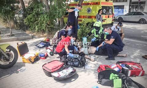 Θεσσαλονίκη: 36χρονος επανήλθε στη ζωή έπειτα από 35 λεπτά καρδιοπνευμονικής αναζωογόνησης