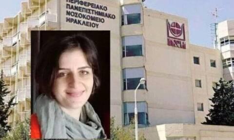 Κρήτη: Ο σύζυγος της 44χρονης Γλυκερίας που πέθανε μετά το εμβόλιο, θα κάνει την 2η δόση