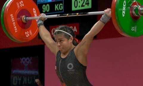 Ολυμπιακοί Αγώνες: Ελλάδα μέχρι το... Μεξικό! Η αρσιβαρίστρια με το ελληνικό τατουάζ (video)
