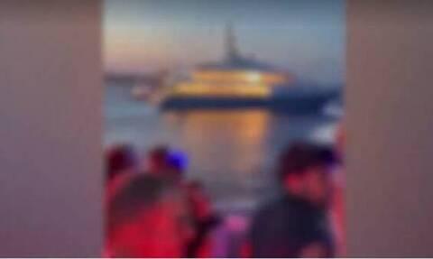 Μύκονος: Νέο κορονοπάρτι σε θαλαμηγό - Πρόστιμο 76.000 ευρώ