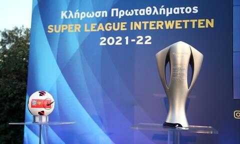Super League: «Φωτιά» από νωρίς στο πρωτάθλημα! - Όλο το πρόγραμμα και τα ντέρμπι (vid+pics)