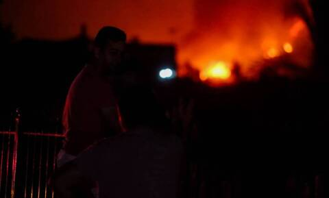 Φωτιά ΤΩΡΑ: Ολονύχτια μάχη με τις φλόγες στο Κιλκίς