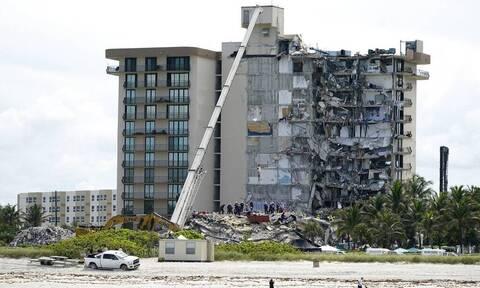 Κατάρρευση κτιρίου στη Φλόριντα
