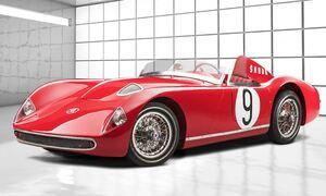 Το αγωνιστικό Skoda που δεν κατάφερε ποτέ να φτάσει στο Le Mans